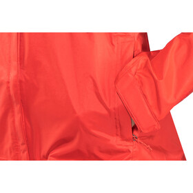 Patagonia Torrentshell - Chaqueta Mujer - rojo